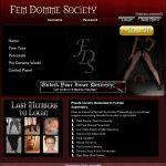 Fem Domme Society Id