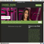 Chanel Marie Site Discount