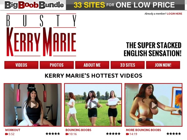 Bustykerrymarie.com Best Videos