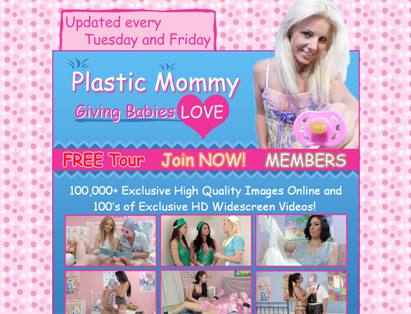 Plastic Mommy With Paysafecard
