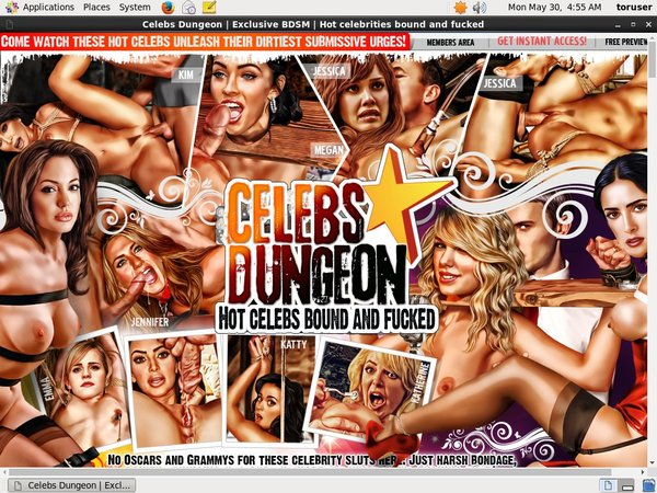Free Celebsdungeon.com Access