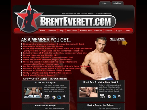 Brenteverett.com Id Password